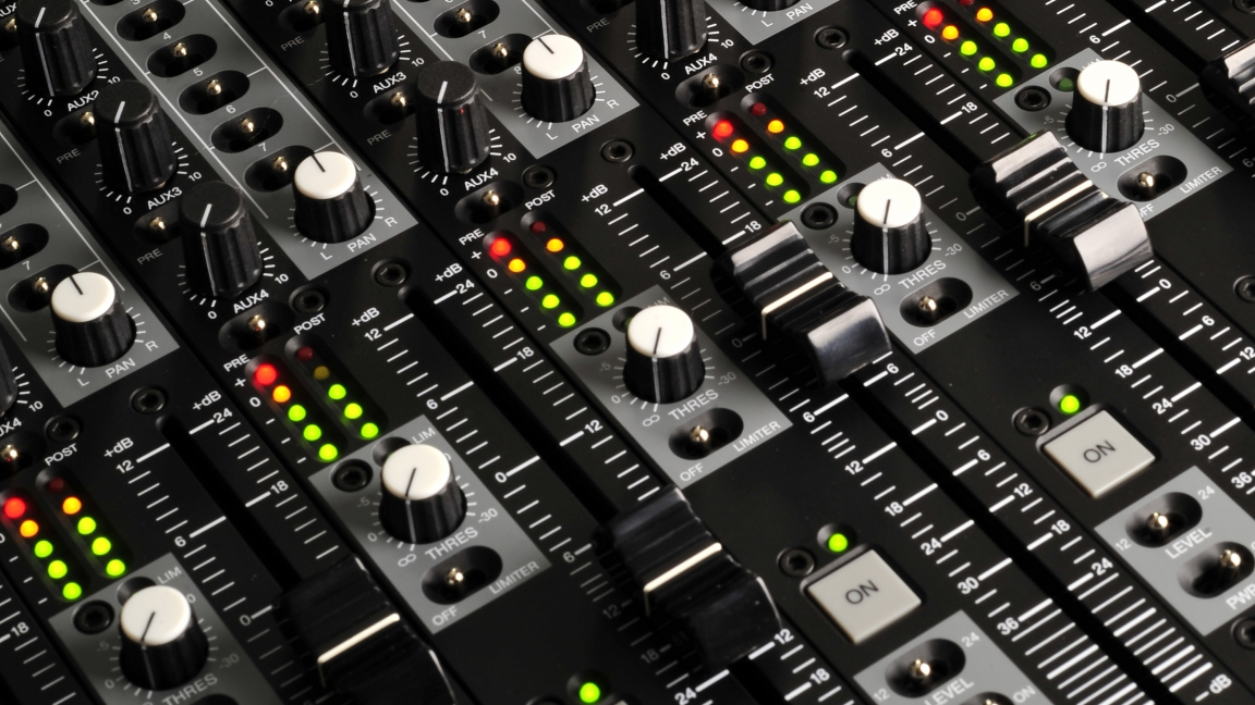 SX-ST faders